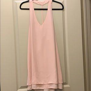 Ligh pink dress
